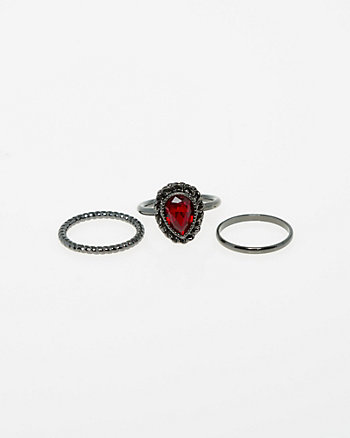 Set of Three Rings