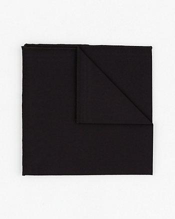 Stretch Poplin Pocket Square