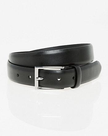 Leather Prong Belt