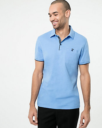 Cotton Polo Top