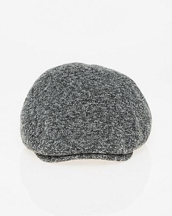 Tweed Ivy Hat