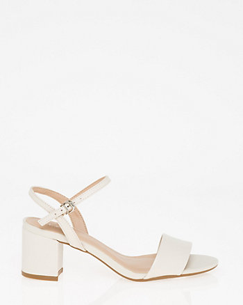 Brazilian-Made Open Toe Sandal