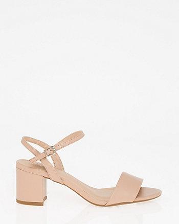 Brazilian-Made Open Toe Sandal