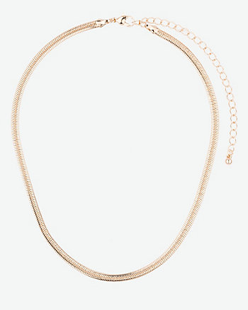 Chain Collarbone Necklace