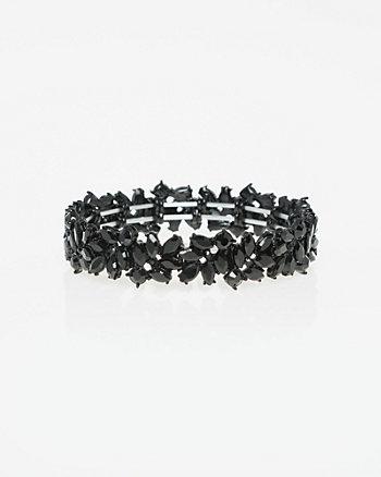 Gem Stretch Bracelet