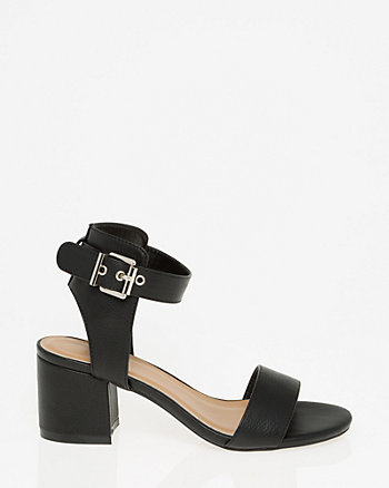Ankle Strap Open Toe Sandal