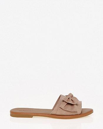 Knot Slide Sandal