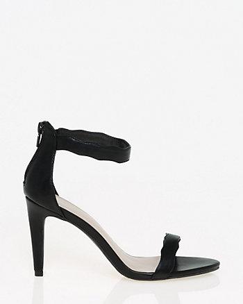 Zigzag Strap Sandal