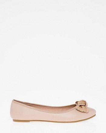 Bow Ballerina Flat