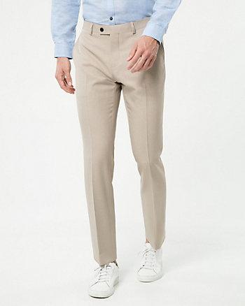 Mechanical Stretch Slim Leg Pant
