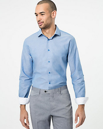 Oxford Tailored Fit Shirt