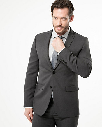 Mechanical Stretch Slim Fit Blazer
