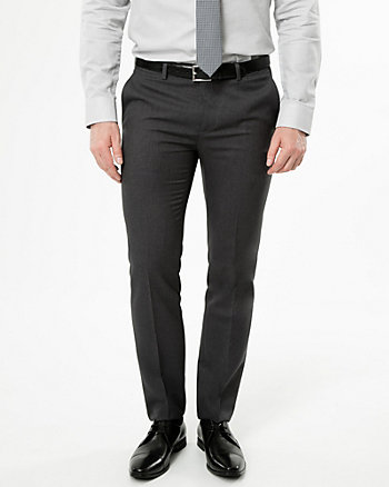 Mechanical Stretch Slim Leg Pant