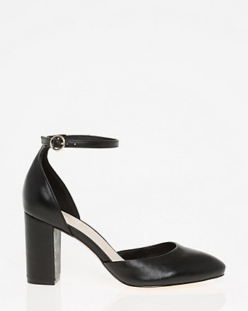 Ankle Strap d'Orsay Pump