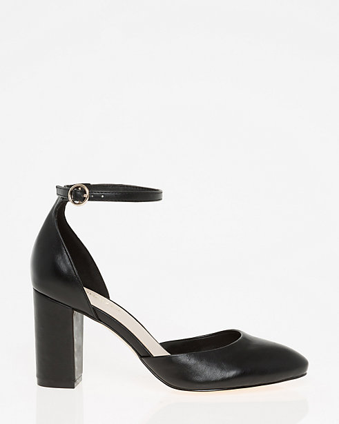 Ankle Strap d'Orsay Pump STYLE: 353995