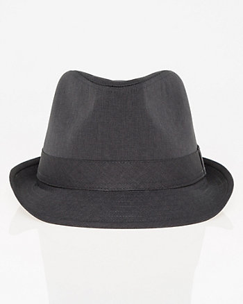 Mechanical Stretch Fedora Hat