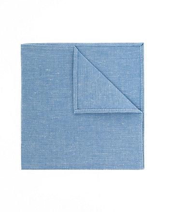 Linen Blend Pocket Square