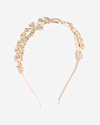 Flower Metal Headband