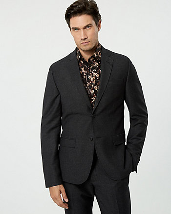 Tweed City Fit Blazer