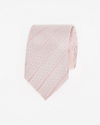Tonal Stripe Silk Tie