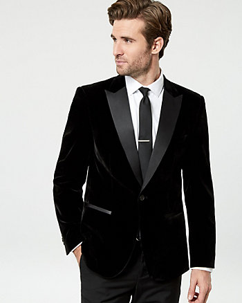 Velvet Contemporary Fit Blazer