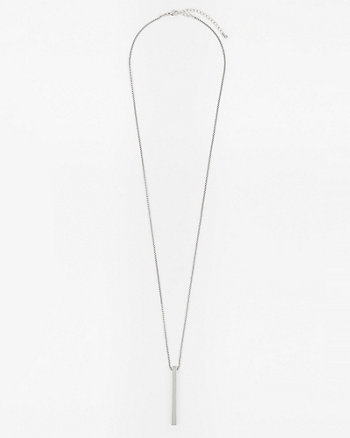 Metal Bar Necklace