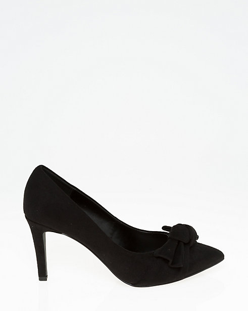 Pointy Toe Bow Pump STYLE: 357606