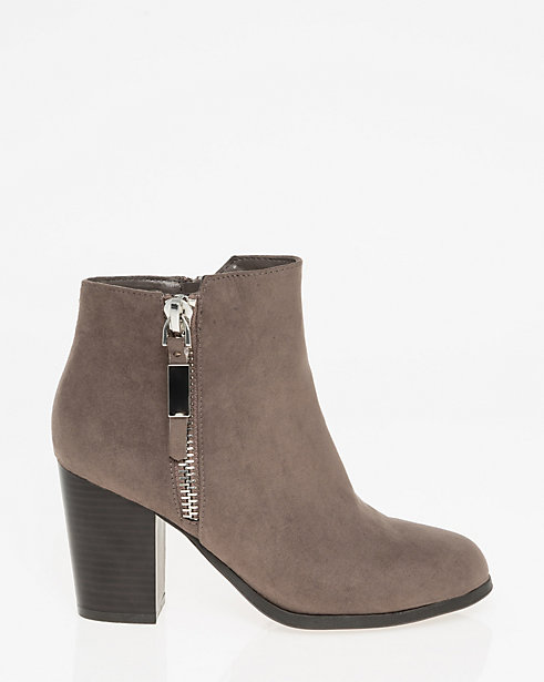 Round Toe Ankle Boot STYLE: 357742