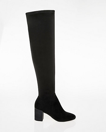 Stretch Over-the-Knee Boot