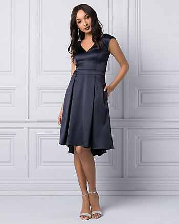 Melano V-Neck Dress