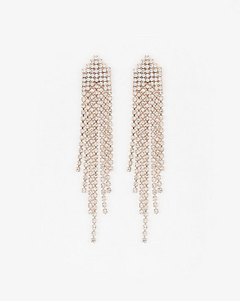 Gem Duster Earrings