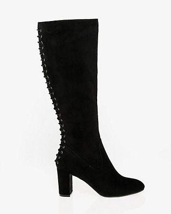 Knee-High Boot