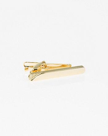 Engravable Metal Tie Clip