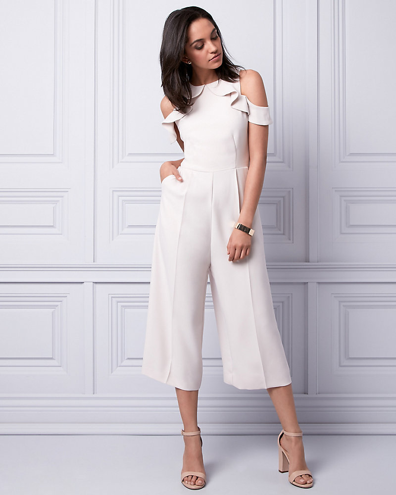 234ed5d86384 YOU MAY ALSO LIKE. Previous. image Made in Canada. Belted Crêpe Culotte  Jumpsuit