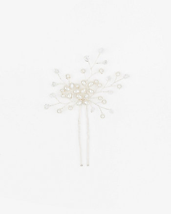 Gem & Pearl-Like Bobby Pin
