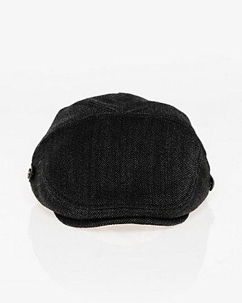 Wool Twill Ivy Cap