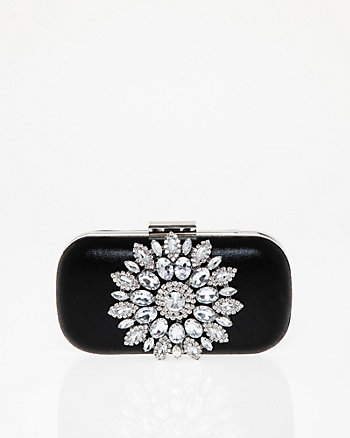 Jewel Embellished Minaudière
