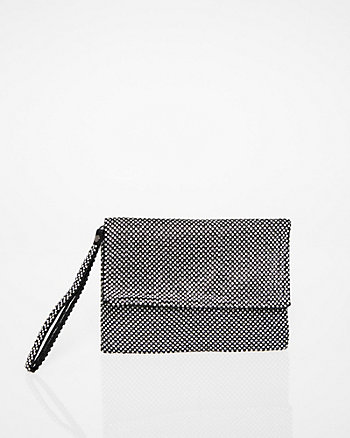 Jewel Embellished Pouch