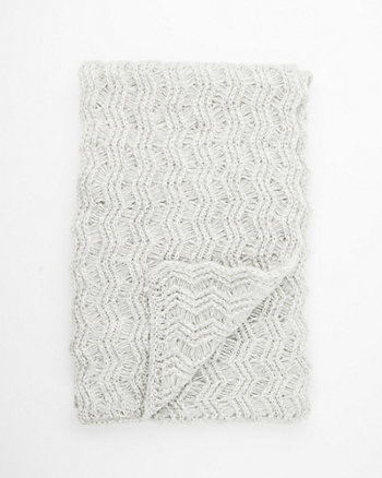 Écharpe de crochet
