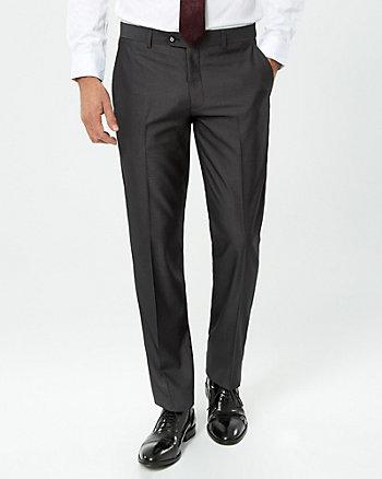 Woven Straight Leg Pant