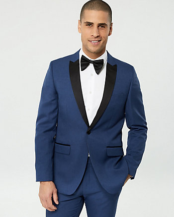 Mechanical Stretch Contemporary Fit Blazer