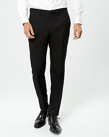 Mechanical Stretch Straight Leg Pant