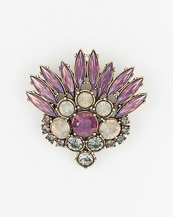 Gem Brooch