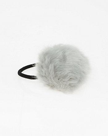 Pom-Pom Hair Tie