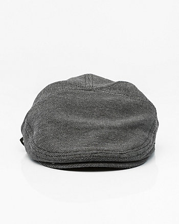 Two-Tone Cotton Ivy Cap