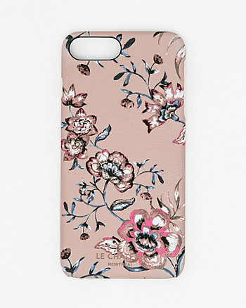 Floral Print Case for iPhone 6/6s Plus