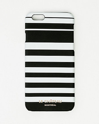 Stripe Print Case for iPhone 6/6s