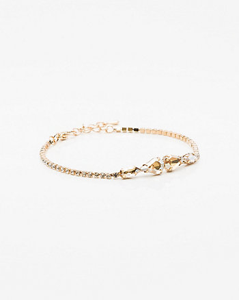 Bracelet orné de pierres