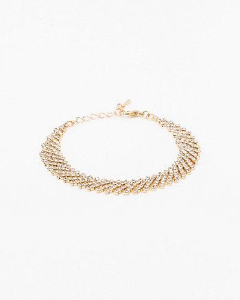 Gem Chain Bracelet