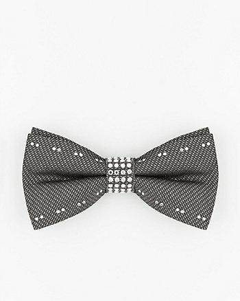 Metallic Bow Tie
